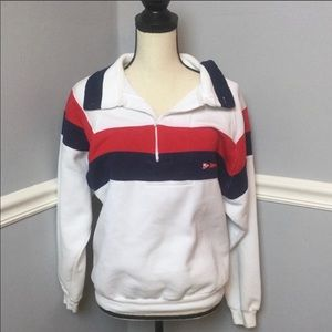 Vintage Sail Away Nautical Pullover Sweatshirt